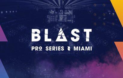 Blast Pro Series Miami começa hoje com participação da MIBR