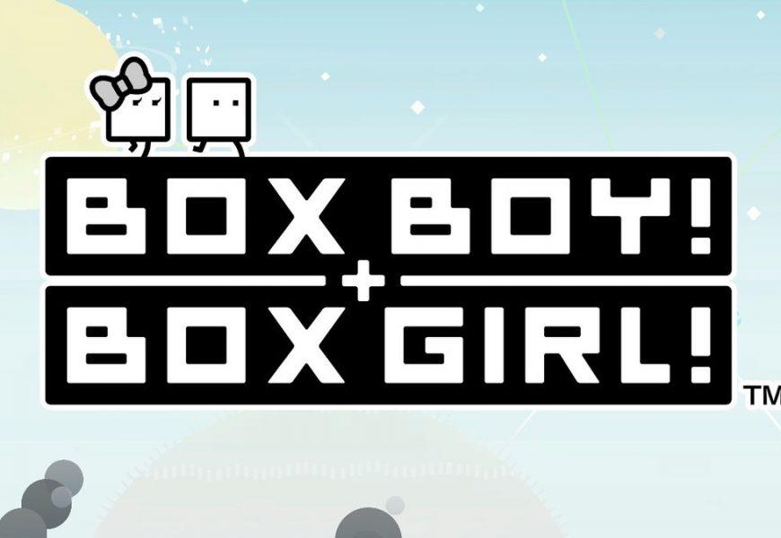 Box Boy! + Box Girl! recebe trailer de lançamento