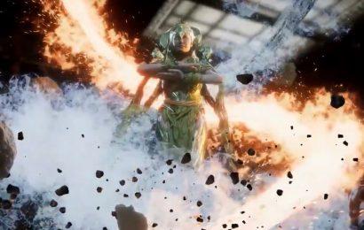 URGENTE: Conheça Cetrion, nova personagem de MK11