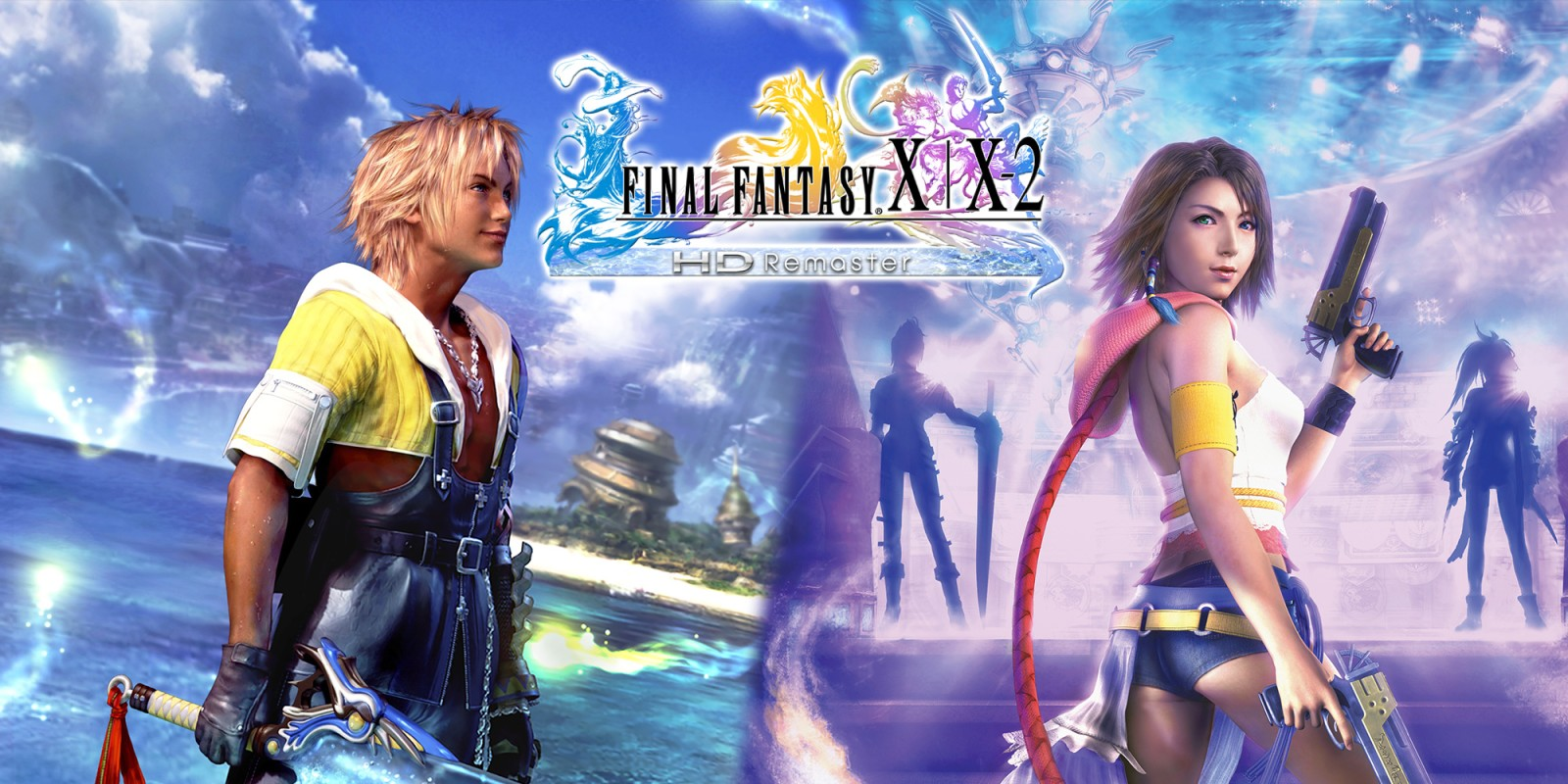 Foto de Final Fantasy X | X-2 HD Remaster recebeu novo trailer para Switch e Xbox One