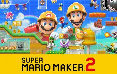 Super Mario Maker 2 teve muitas novidades confirmadas, incluindo modo história e multiplayer