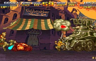 Presidente da SNK anuncia que um novo Metal Slug está sendo desenvolvido