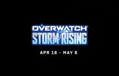 Novo evento em Overwatch, Tempestade Iminente começa no dia 16