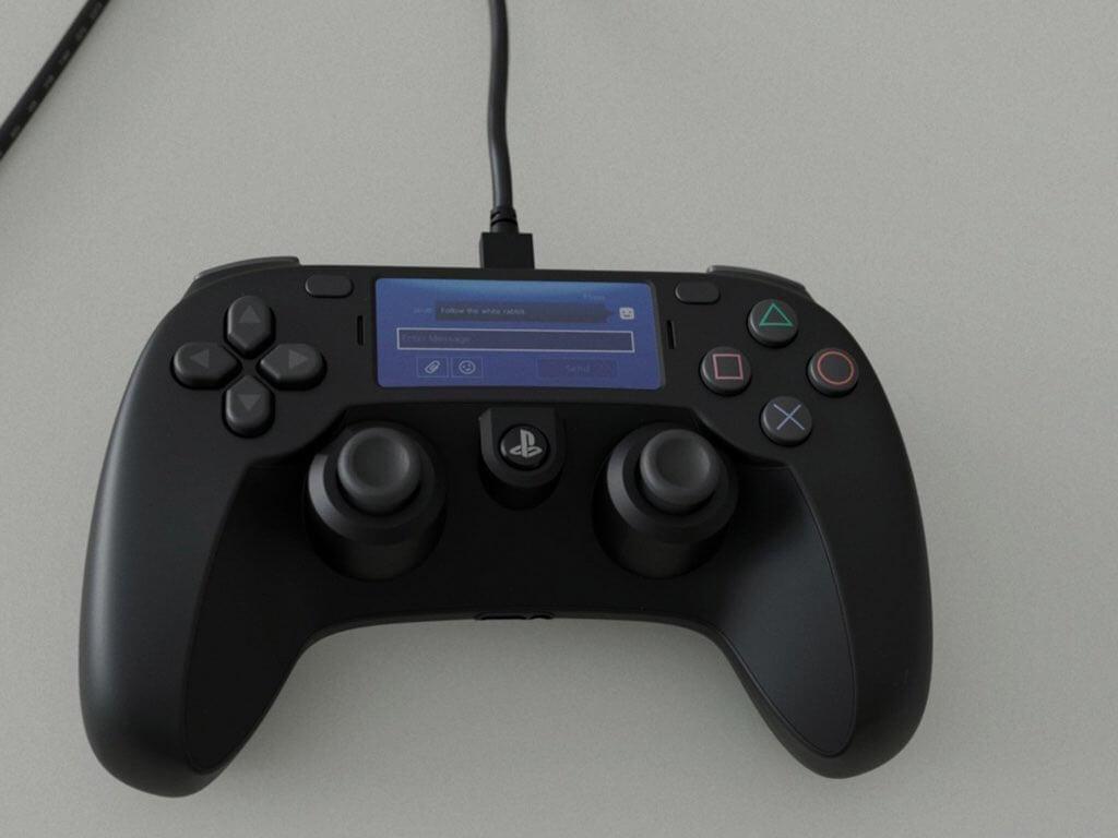 PS5 Novidades: Joystick