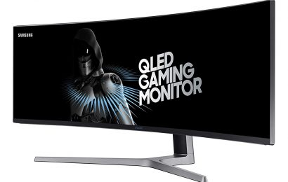 QLED Gaming Monitors: alta performance para aproveitamento máximo dos jogos