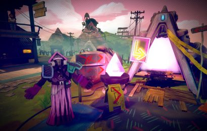 RAD, novo jogo da Bandai com a Double Fine, recebe novas imagens