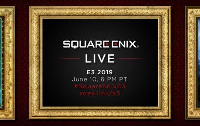 Square Enix confirmou sua conferência na E3 no dia 10 de Junho