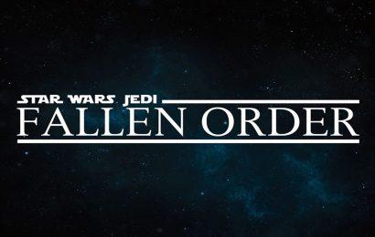Star Wars Jedi: Fallen Order será apresentado neste sábado!