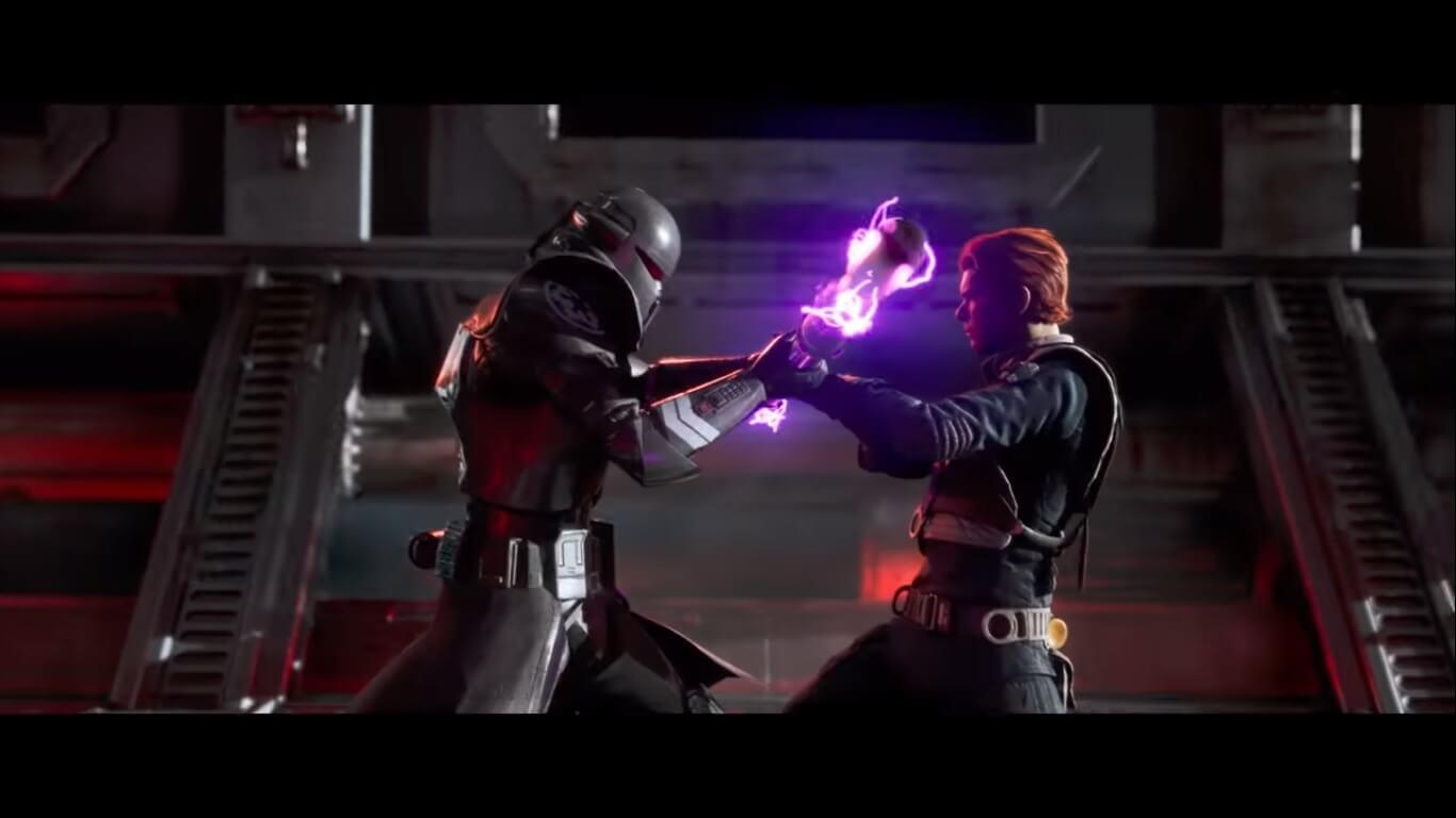 Foto de Novo gameplay! EA revela mais um de Jedi: Fallen Order