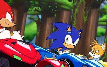 Team Sonic Racing Overdrive ganha segundo episódio