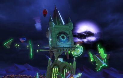 Novo mapa Haunted Castle é revelado para Team Sonic Racing