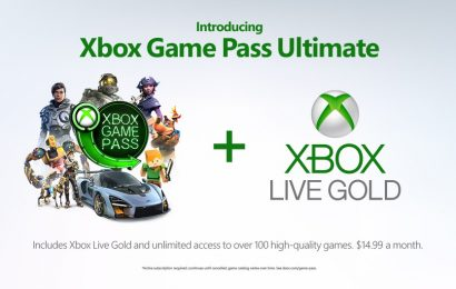 O serviço dos sonhos, Xbox Game Pass Ultimate, chegará ao Xbox One