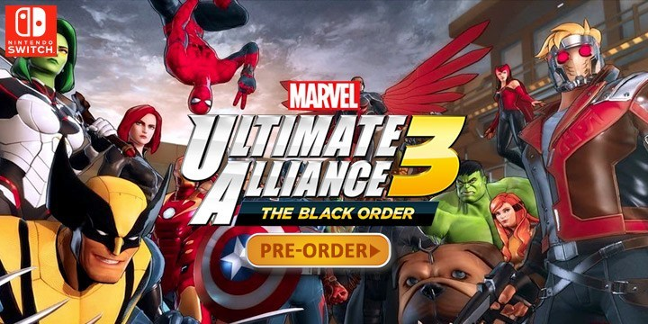 Foto de Marvel Ultimate Alliance 3: The Black Order, mais perto que imaginávamos!
