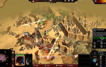 RTS Conan Unconquered recebeu vídeo de gameplay