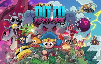 The Swords of Ditto: Mormo's Curse já está disponível
