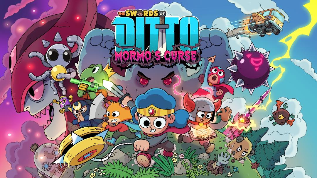 Foto de The Swords of Ditto: Mormo's Curse chegará ao Switch! Update gratuito no PS4 e PC