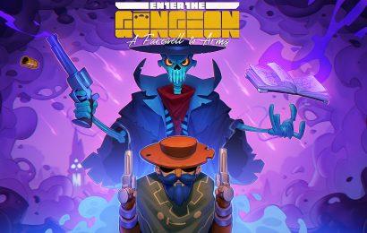 Enter the Gungeon recebe seu último DLC A Farewell to Arms