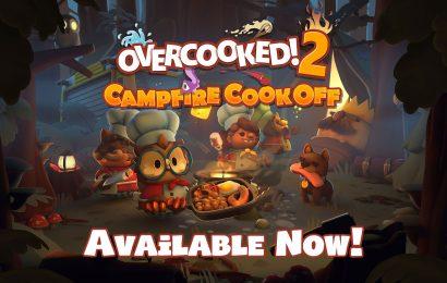 Overcooked 2 começa seu passe de temporada e lança Campfire Cook Off