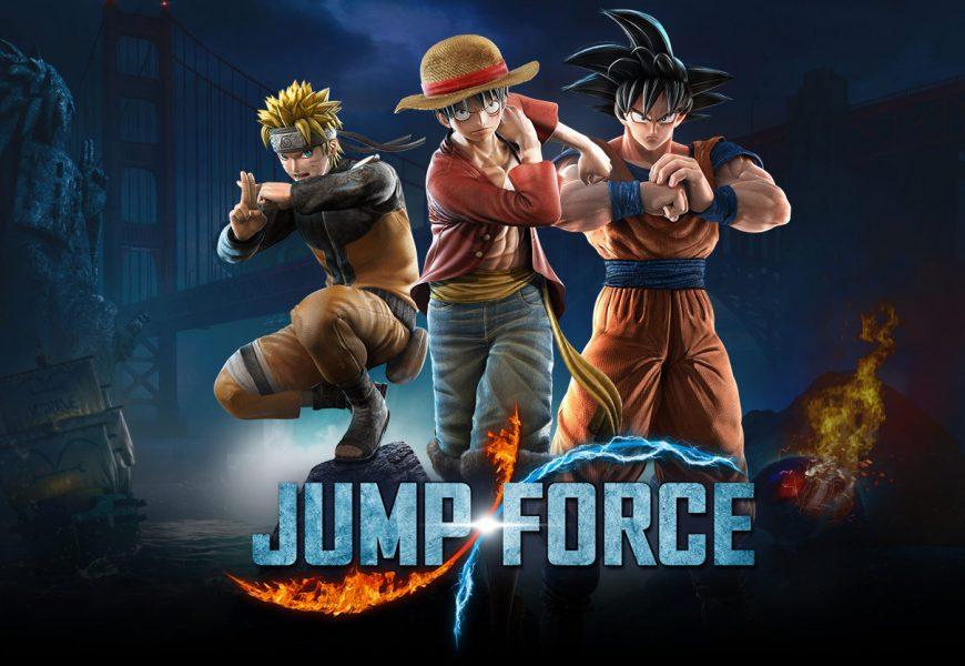 Jump Force: Próximas DLCs de personagens reveladas