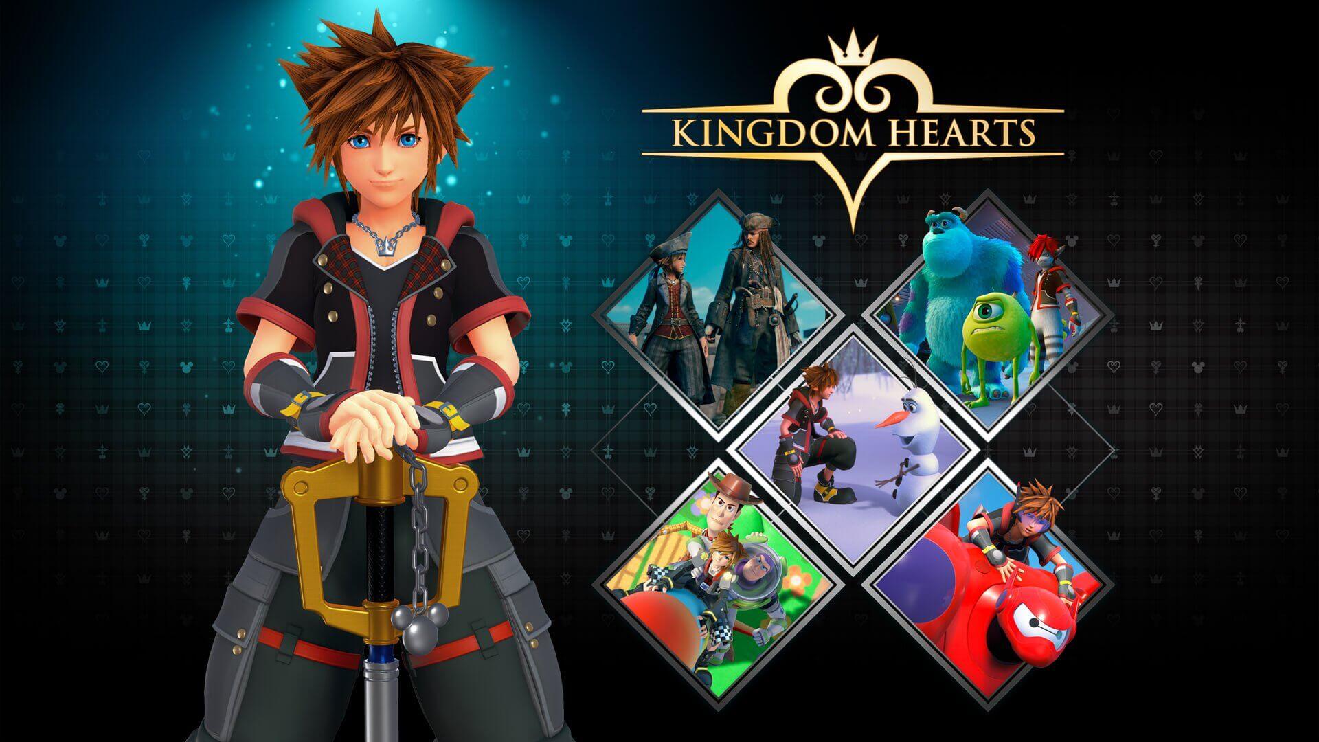 Foto de Critical Mode de Kingdom Hearts III lança hoje