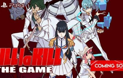 Kill la Kill the game: IF, gameplay dublado em inglês!