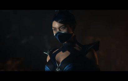 Kitana é confirmada em Mortal Kombat 11