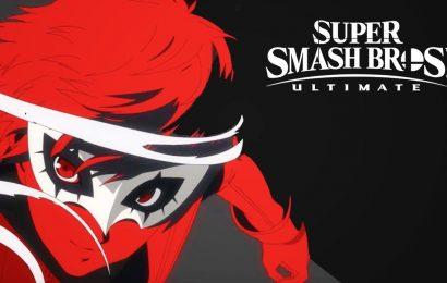 Super Smash Bros. Ultimate: DLC de Joker e uma porrada de atualizações