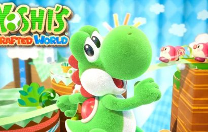 Análise: Yoshi's Crafted World evolui a série de forma sublime