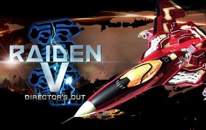 Raiden V: Director's Cut chegará ao Switch em Junho deste ano