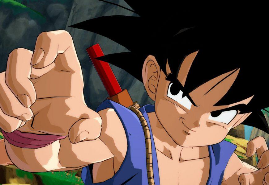 Goku (GT) ganha data de lançamento e trailer em Dragon Ball FighterZ