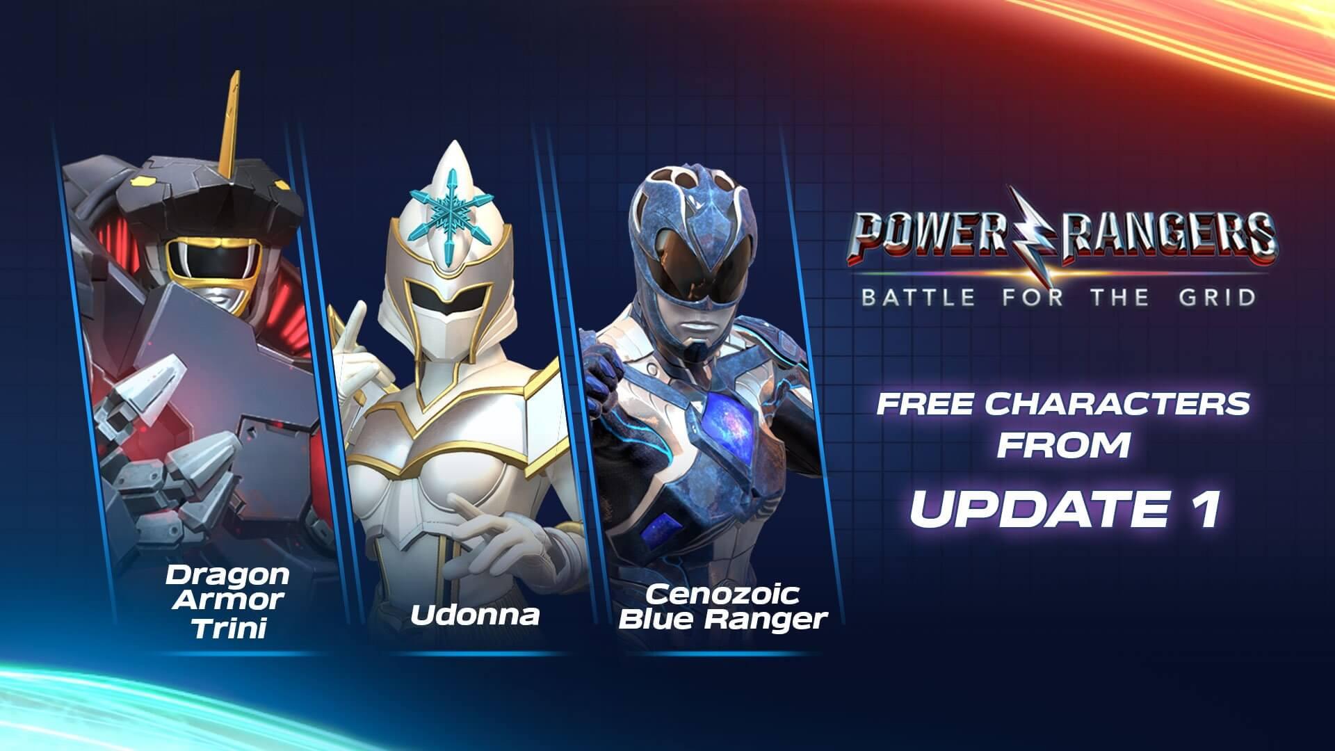 Foto de Novos lutadores chegarão gratuitamente a Power Rangers: Battle for the Grid