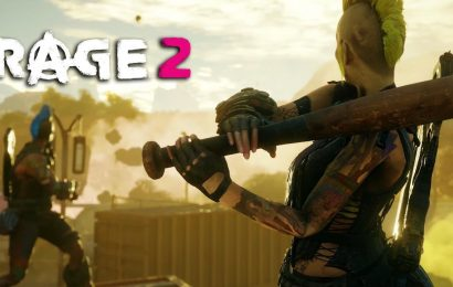 RAGE 2 recebe novo trailer mostrando um pouco de tudo