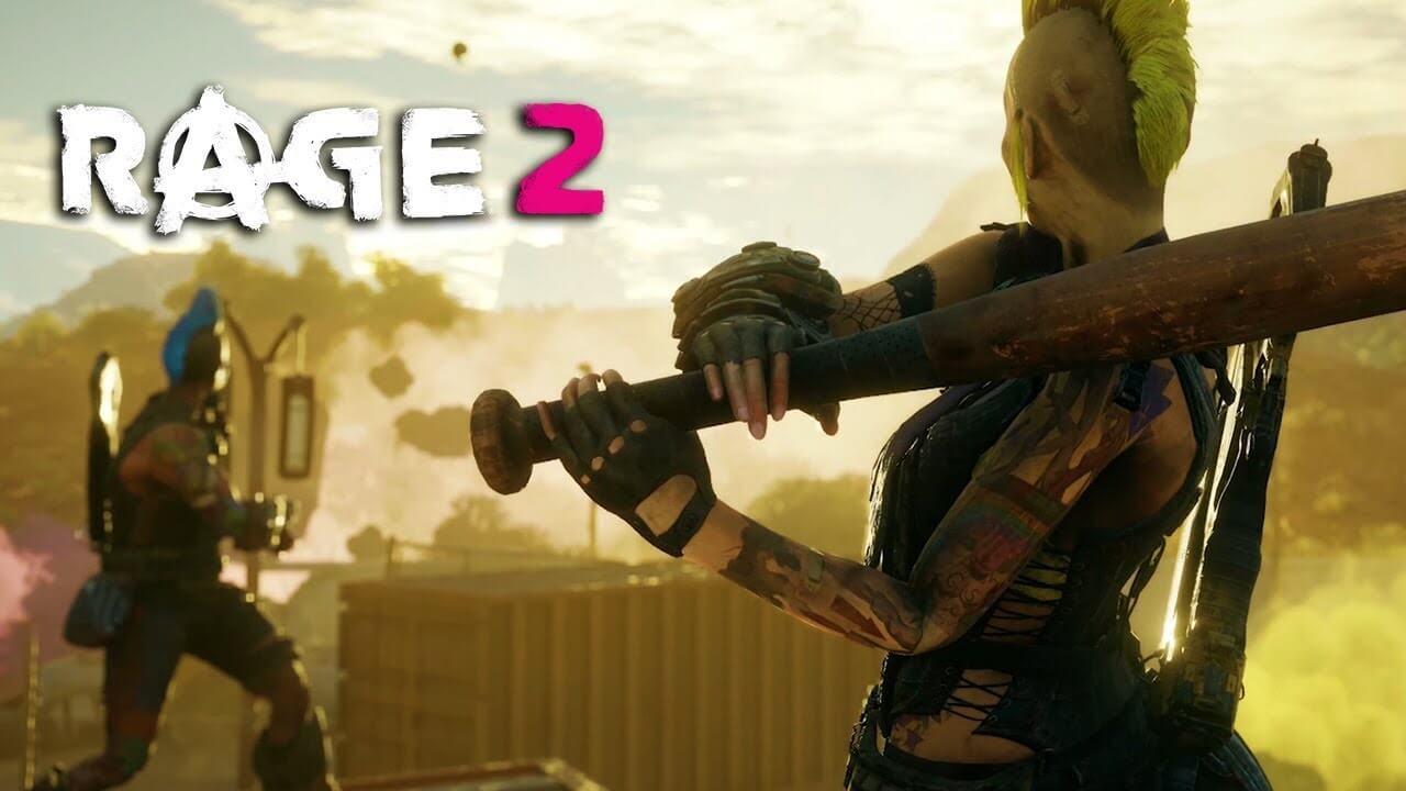 Foto de RAGE 2 recebe novo trailer mostrando um pouco de tudo