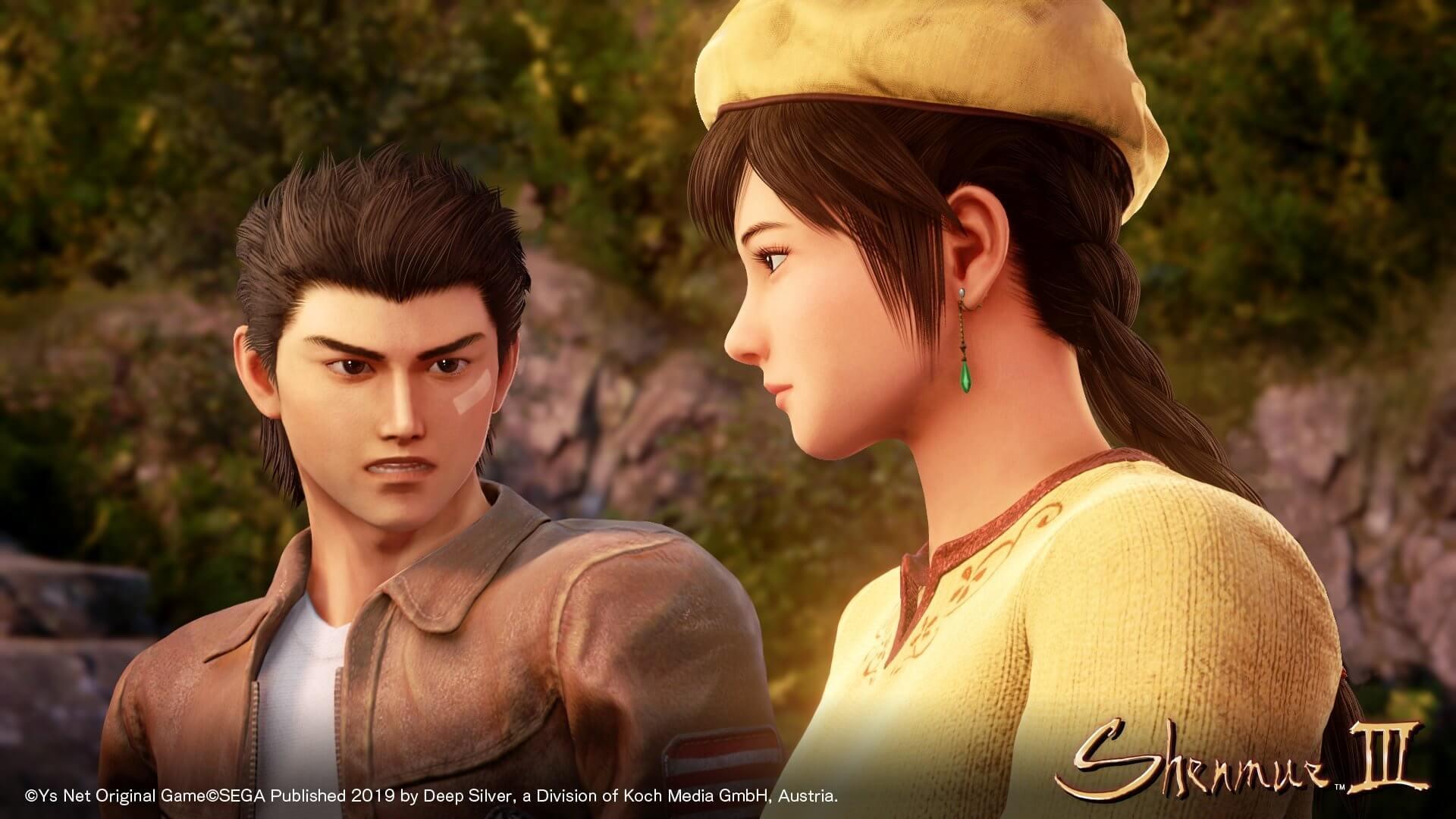 Foto de Confira o trailer de lançamento de Shenmue III