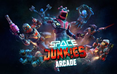 Space Junkies chega ao Voyager no Morumbi Town Shopping
