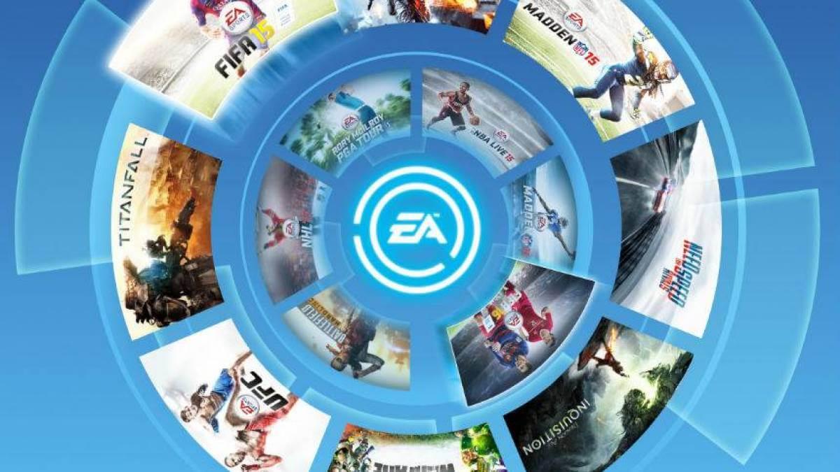 Foto de EA Access é confirmado para o Playstation 4