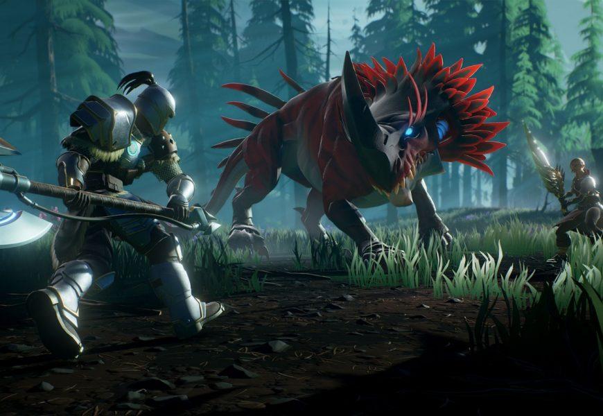 RPG gratuito Dauntless, será lançado semana que vem