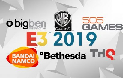 Especial E3 2019 – EP07 Dia 1 – Bandai, Bethesda, THQ, 505 games e mais