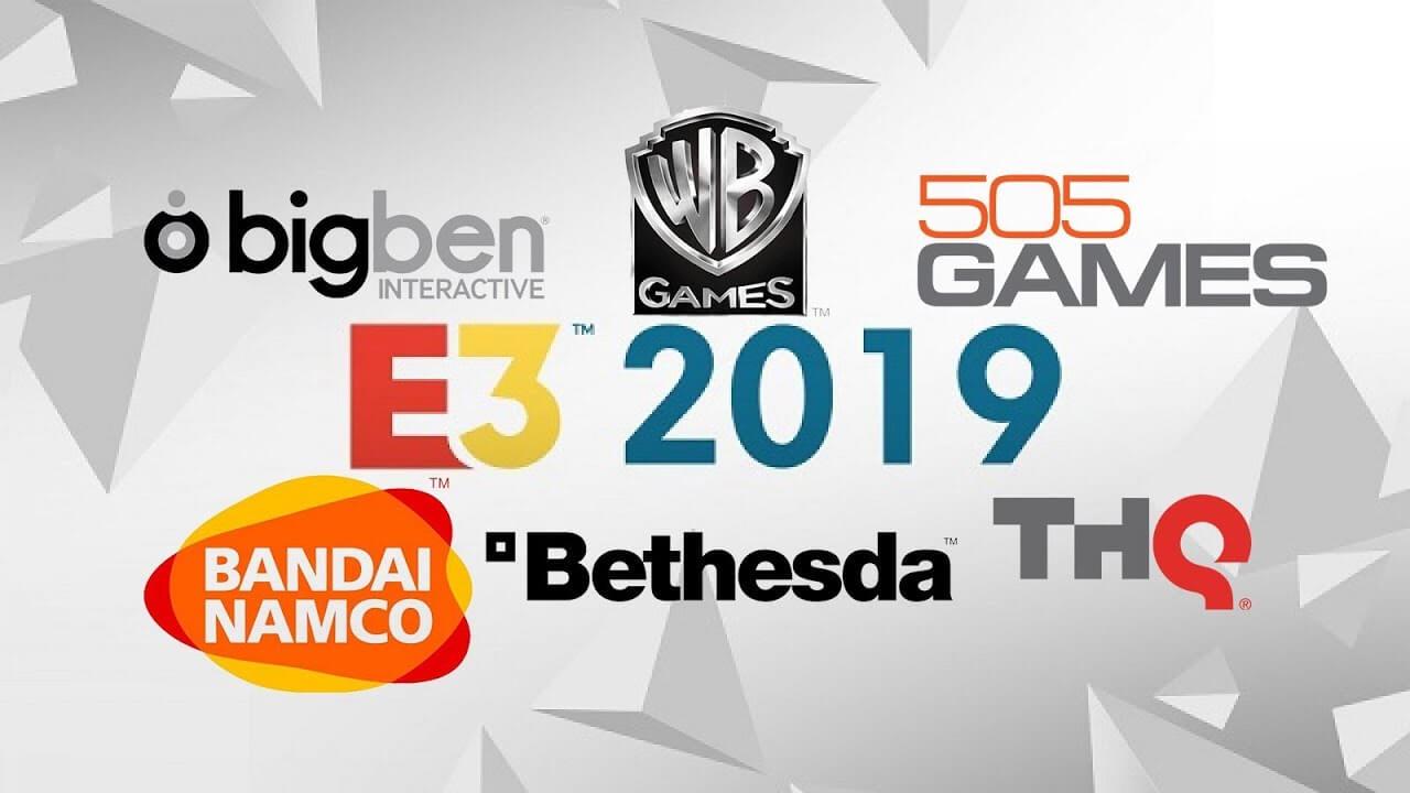 Foto de Especial E3 2019 – EP07 Dia 1 – Bandai, Bethesda, THQ, 505 games e mais