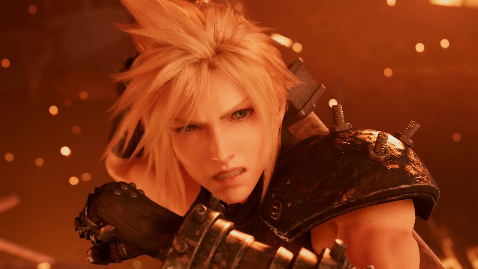 Foto de Final Fantasy VII, veja mais novo gameplay off-screen na Gamescom
