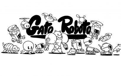 Meowtroidvania 'GATO ROBOTO' será lançado em 30 de Maio