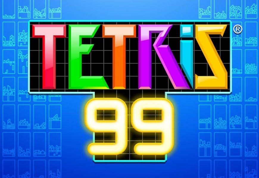 Tetris 99 agora com modo offline, mas pago