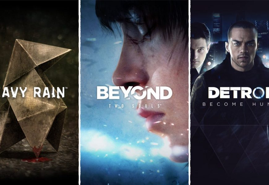 Heavy Rain, Beyond: Two Souls e Detroit: Become Human para PC recebe data de lançamento demo e mais