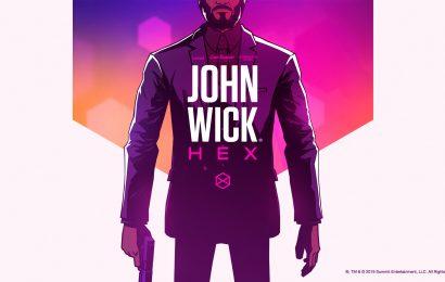 John Wick Hex foi anunciado para consoles e PC, via Epic Game Store