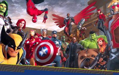 9 minutos de gameplay de Marvel Ultimate Alliance 3: The Black Order