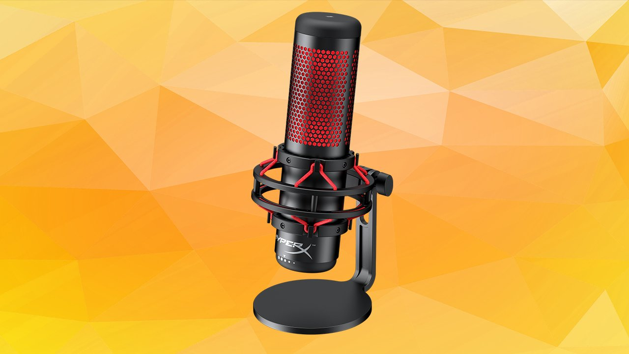 Foto de HyperX lança seu primeiro microfone no mercado brasileiro