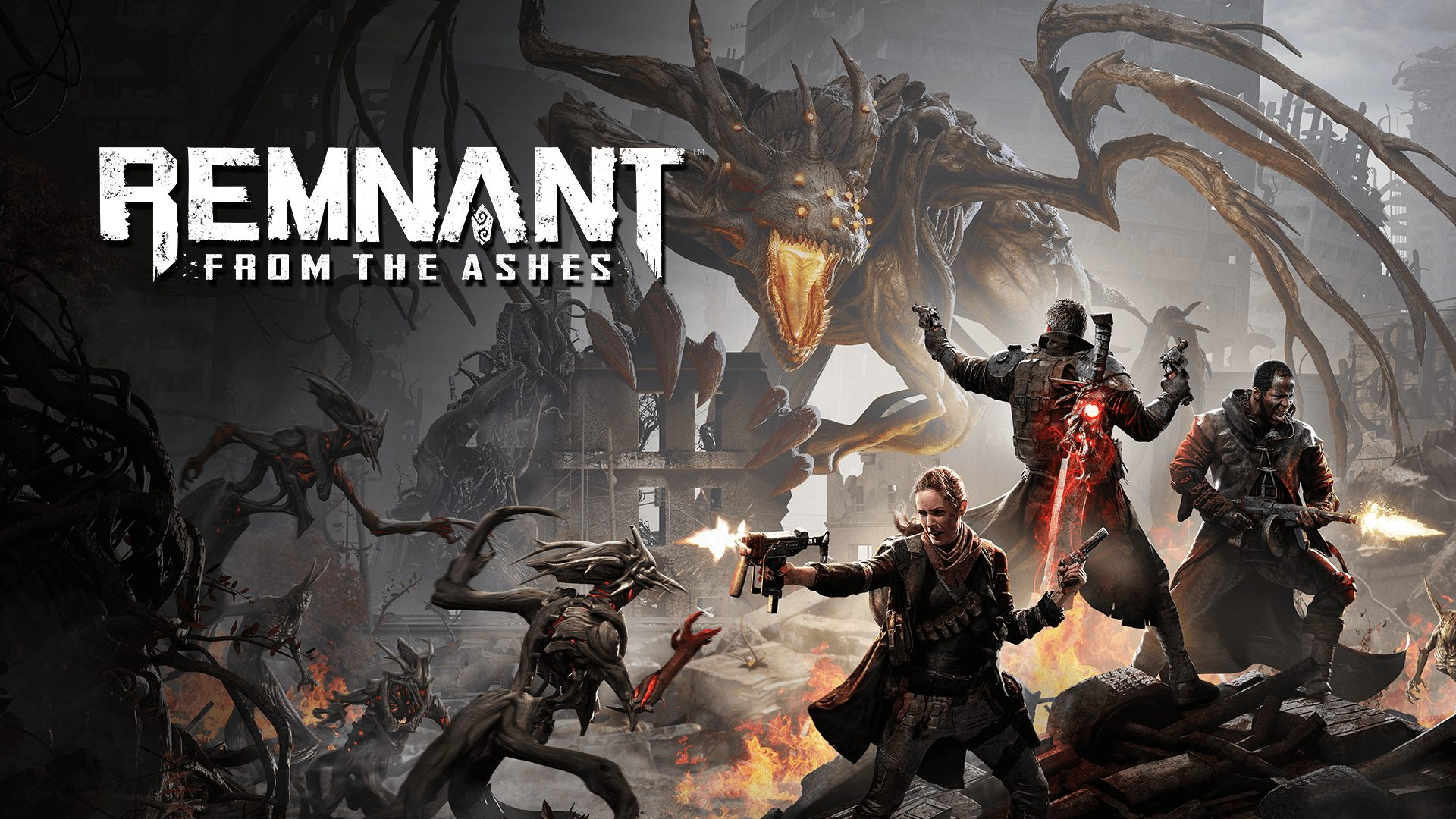 Foto de Remnant from the ashes: trailer de área nova!