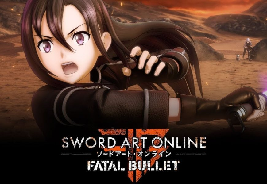 Sword Art Online: Fatal Bullet Complete Edition – Vem aí para a biblioteca do Switch!