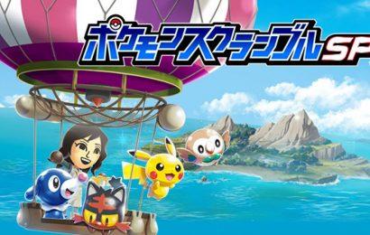 Pokémon Rumble Rush virá para iOS e Android