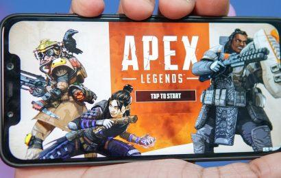Apex Legends ganhará versão mobile